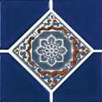DEB500, COBALT BLUE
